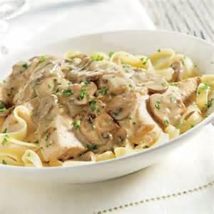 Crock Pot Chicken Marsala with Mushrooms Recipe