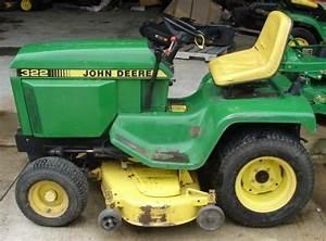 John Deere 322 330 332 430 Lawn Garden Tractors Service