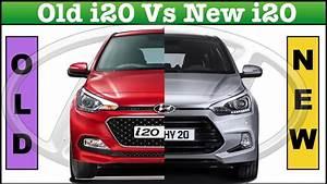 Hyundai I 20 2018 : old elite i20 v s new i20 2018 comparison youtube ~ Jslefanu.com Haus und Dekorationen