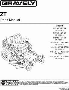 28 Gravely Zt 42 Belt Diagram