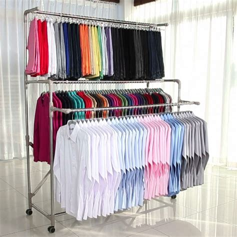 hanging clothes rack ultimo casa large capacity clothes hanging rack