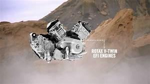 New 82 Hp Rotax 1000 V-twin  Liquid-cooled Engine