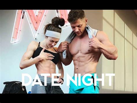 date night gym weeks lean ep youtube