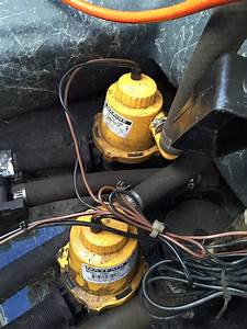 Replacing Live Well Pumps