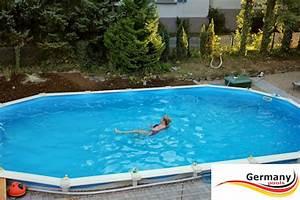 Swimmingpool Zum Aufstellen : schwimmbecken aufbauanleitung swimmingpool montage ~ Watch28wear.com Haus und Dekorationen