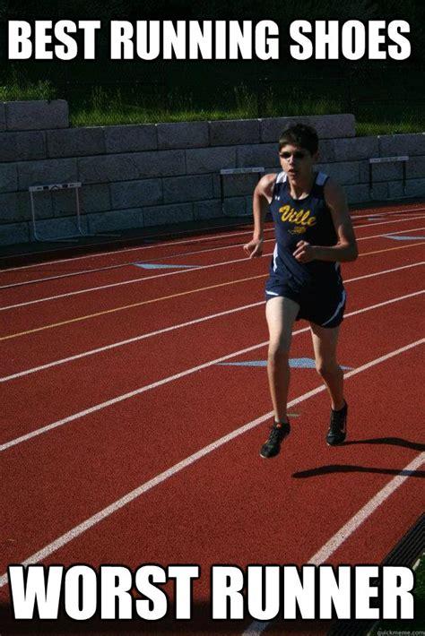 Runner Meme - best running shoes worst runner slowpoke paul quickmeme