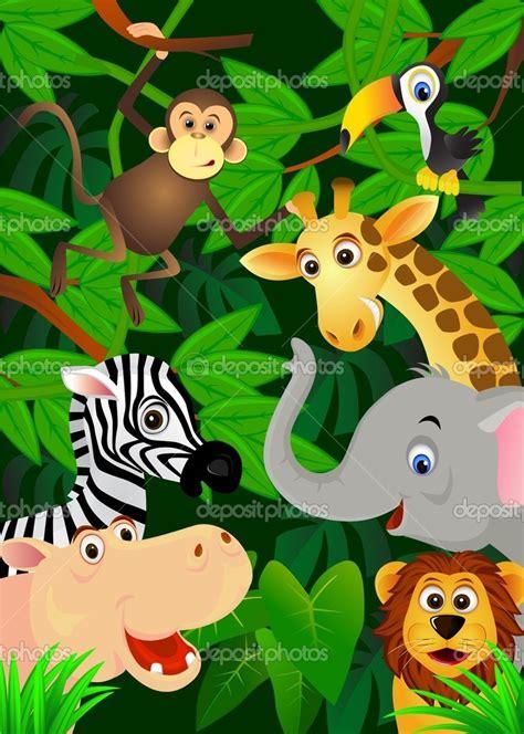 funny animal cartoon stock vector dagadu  animated