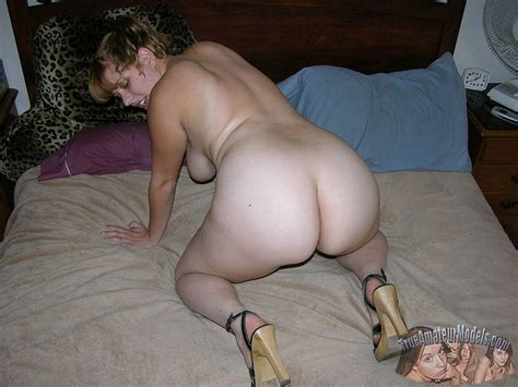 bbw ass on all fours