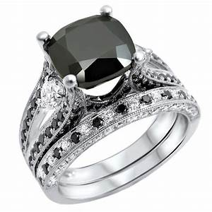 popular black stone wedding ring buy cheap black stone With black stone wedding rings