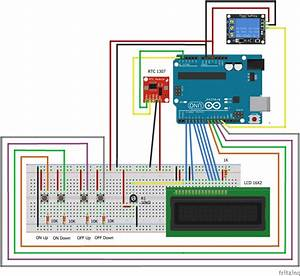 Arduino Timer With On  Off Set Point  6 Steps  With Pictures