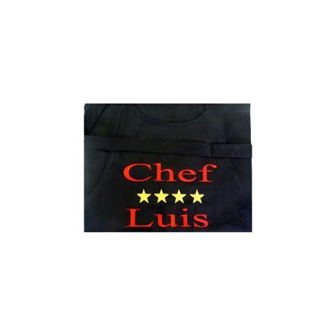tablier de cuisine personnalisable tablier de cuisine personnalisé tablier brodé cadeau
