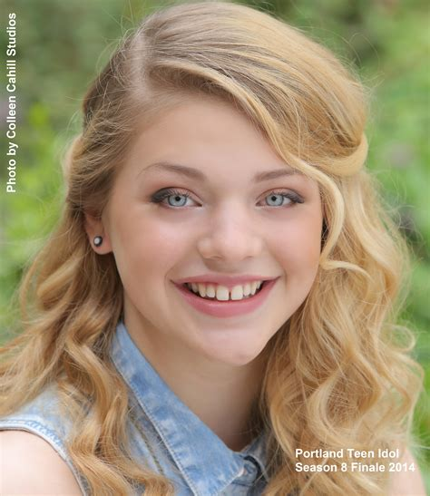 Portland Teen Idol Official Home Page By Dark Wing Productions