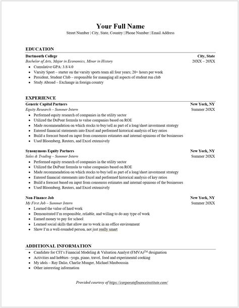 Free Resume Templates - Overview, Main Types, How to Choose
