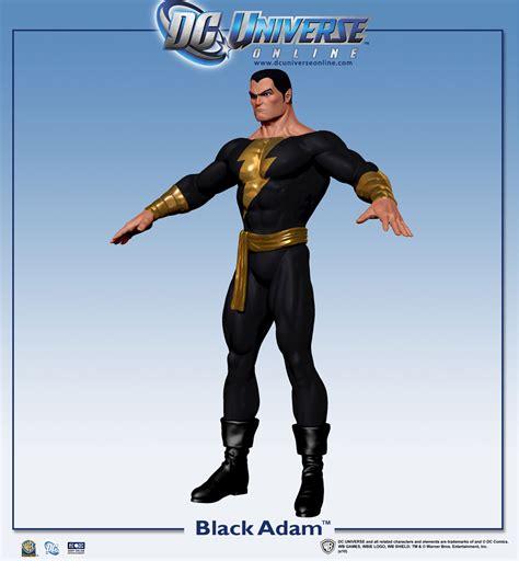 dc universe   black adam major spoilers
