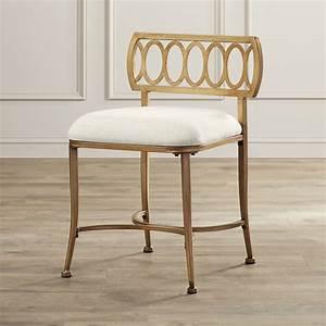 house, of, hampton, adira, vanity, stool, , u0026, reviews