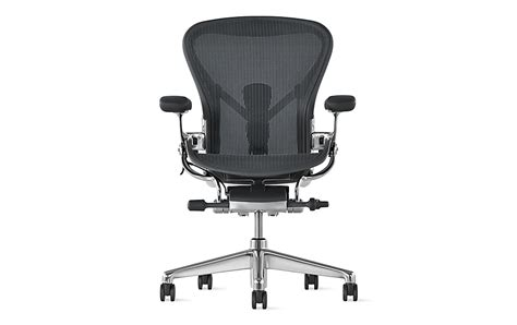aeron 174 deluxe posturefit sl chair design within reach