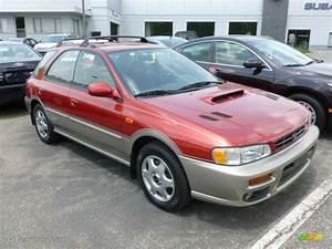 Sport 2000 Gray : 2000 sedona red pearl subaru impreza outback sport wagon 65554209 car color ~ Gottalentnigeria.com Avis de Voitures