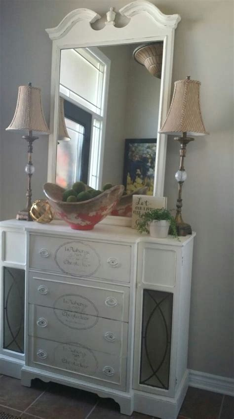 Hometalk   Revamping An Old Goodwill Hutch With Homemade
