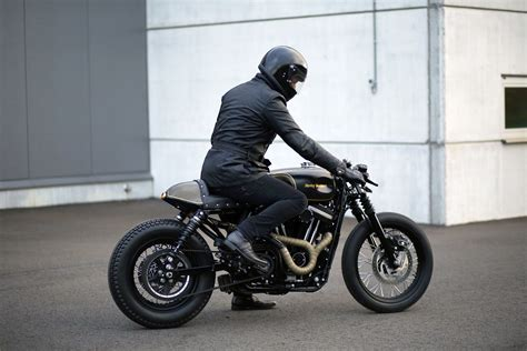 garage conversion design this modern harley cafe conversion is what my dreams are