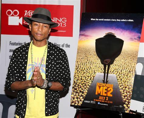Pharrell Nominated For Oscar