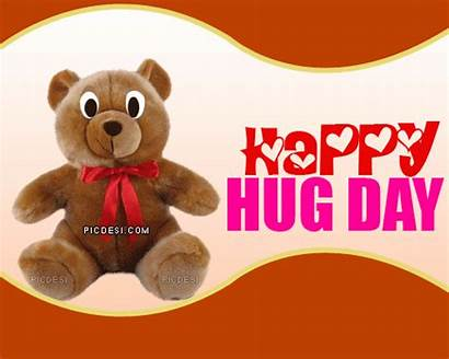 Hug Happy Gifs Animated Whatsapp Valentine Rose