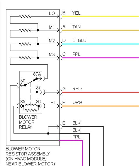 2003 Tahoe Wiring Diagram by 2003 Chevy Tahoe Ac Need Ac Wiring Diagram For 2003 Chevy