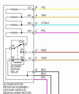 2003 Chevy Tahoe Ac  Need Ac Wiring Diagram For 2003 Chevy