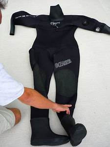 Diving Drysuit Features   Comfort Zone Scuba
