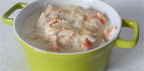 recette de cuisine de cyril lignac blanquette de saumon de cyril lignac la recette aux