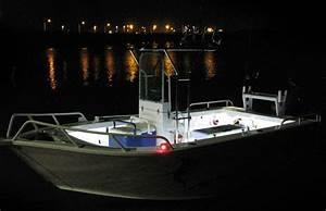 Led Boat Light Kit Blue  White