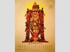 TTD Calendar 2014 AndhraTelugu