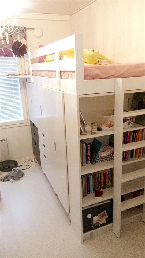 Ikea Metod Kinderzimmer by 2 Ways To Hack A Kid S Storage Bed Using Mydal Stuva