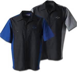 Chevrolet Work Shirts