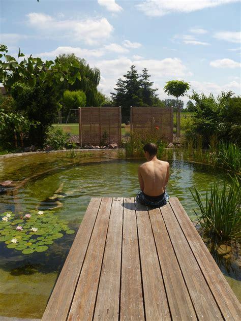 Der Schwimmteich Wohlfuehloase Im Garten schwimmteich wohlf 252 hloase im eigenen garten