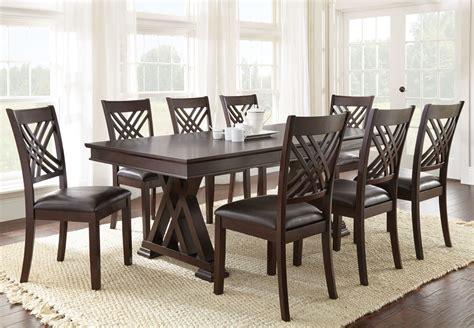 extendable rectangular dining table adrian extendable rectangular dining table from steve
