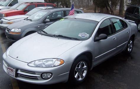 2004 Chrysler Intrepid  Dodge Colors