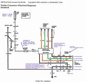 Ford E 250 Trailer Wiring Diagram