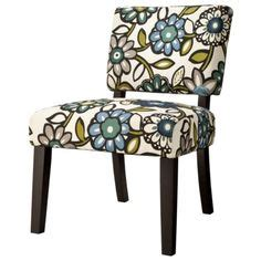 vale open back slipper accent chair bubbles home