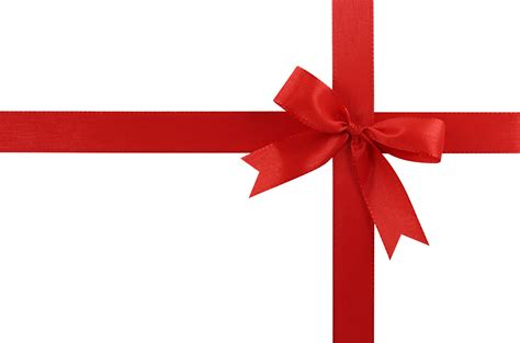 Red Ribbon For Small  Ee  Gift Ee   Png Image Purepng Free