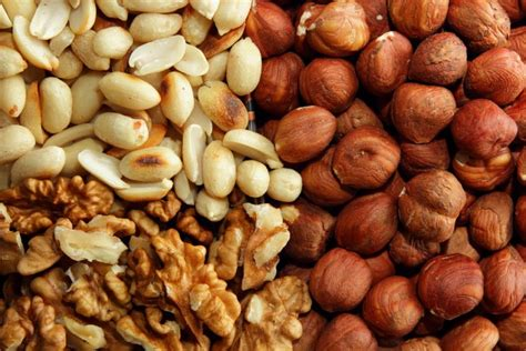 Eating Nuts During Pregnancy May Lower Your Child's Risk