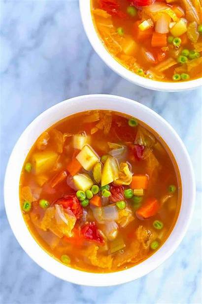 Soup Vegetable Homemade Recipe Easy Recipes Soups