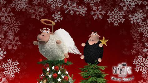 hd hintergrundbilder baeume teufel feiertag weihnachten