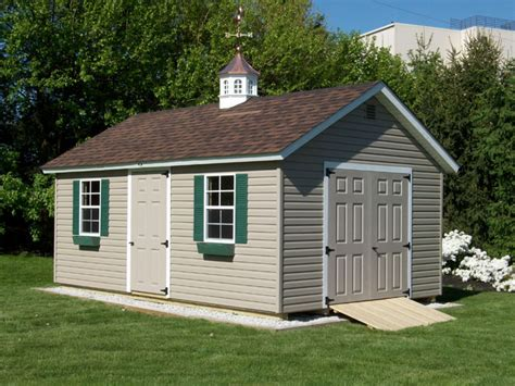 Amish Built Sheds In Pa by Amish Built Garages Garden Sheds Gazebos Playsets