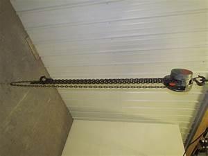 Cm Cyclone S 1 Ton Manual Chain Fall Hand Pull Hoist 13