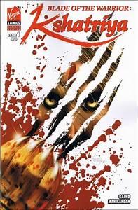 Blade of the Warrior: Kshatriya 1 B, Aug 2008 Comic Book ...