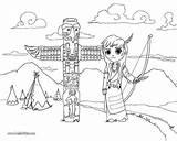 Indianer Indian Village Ausmalen Zum Coloring Dorf Hellokids Ausmalbilder Kinder Malvorlagen Enregistree Depuis Dessin Drucken Farben sketch template