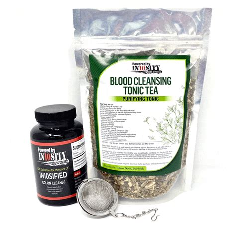 Ultimate Full Body & Blood Cleanse Program (w/ Tonic Tea