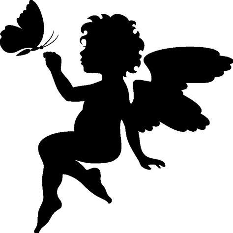 stickers muraux chambre bébé sticker ange avec un papillon stickers musique cinema