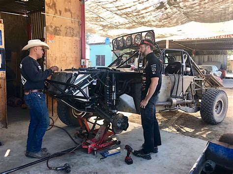 Prerunning The Baja 1000 With Rpm Racing And Titan Fuel Tanks