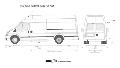 Ford Transit Extended Lwb